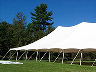 20′ x 20′ Tent Package