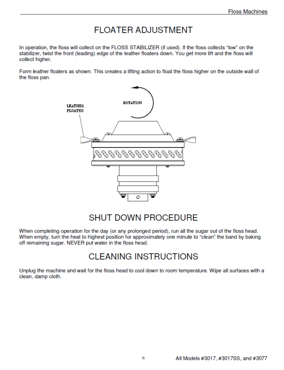 Cotton Candy Instructions 2